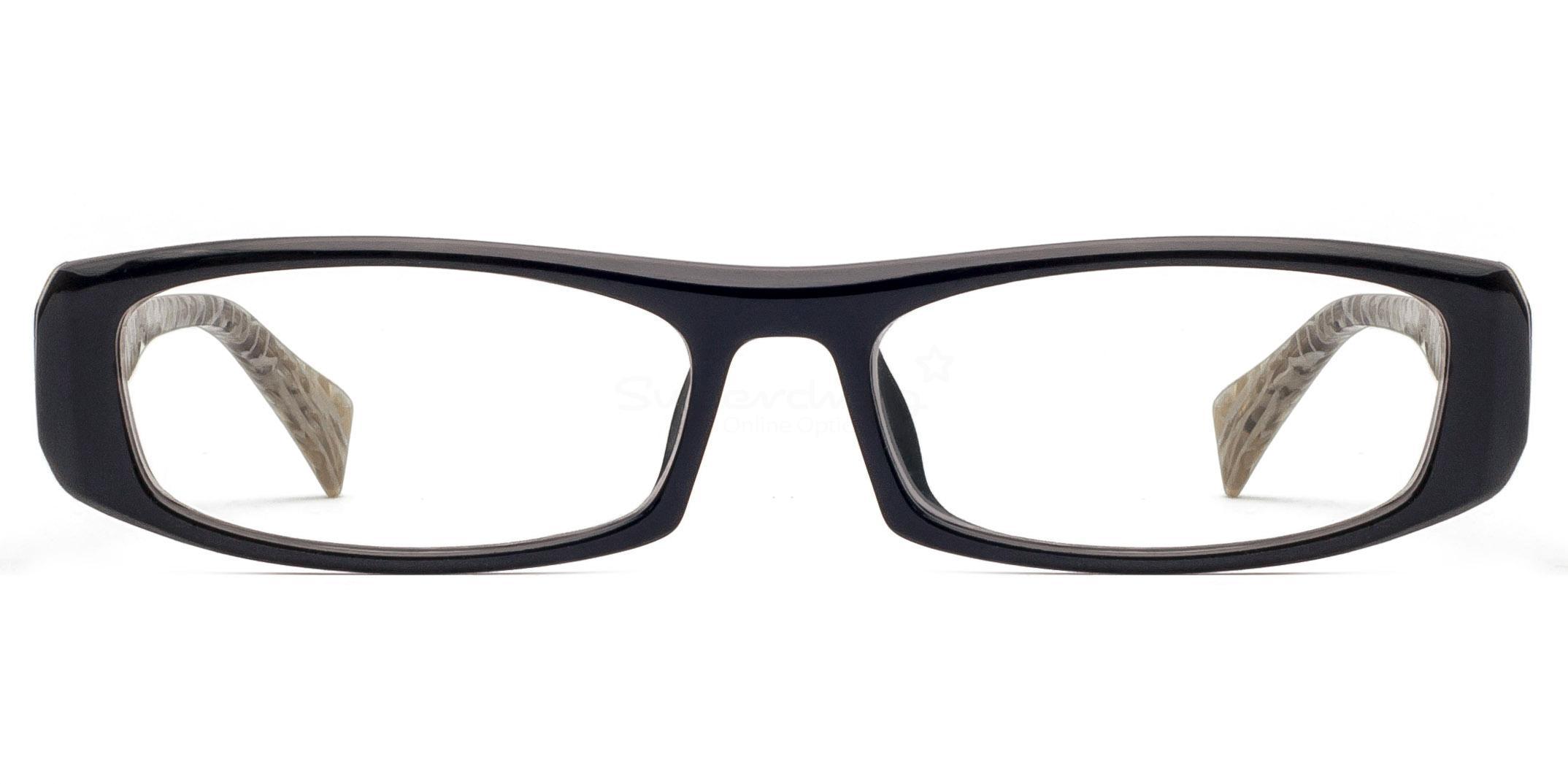 Col. 62 SD2001 Glasses, Helium