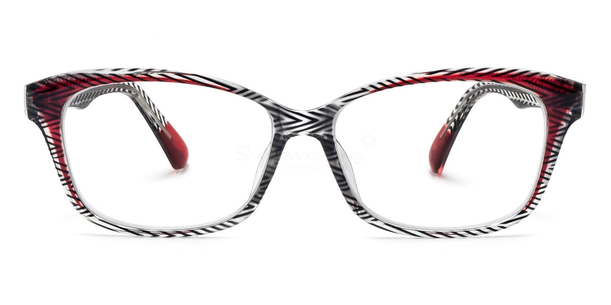 C18 2500 Glasses, Helium