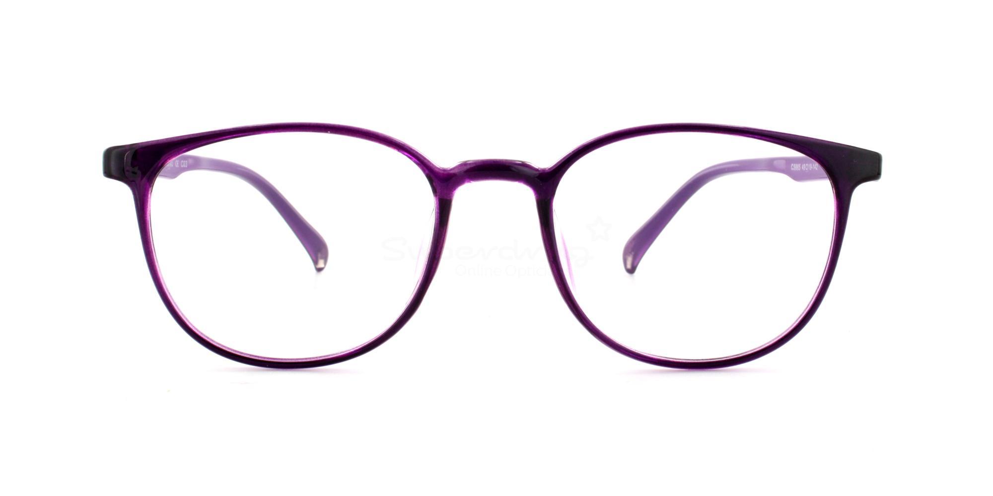 C3 5885 Glasses, Helium