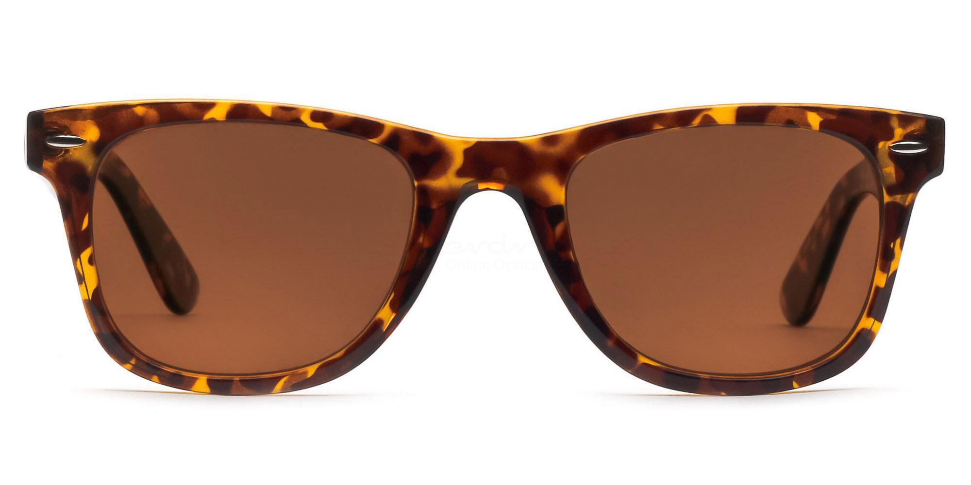 C04 Polarized Brown P2429 - Havana (Polarized) Sunglasses, Neon