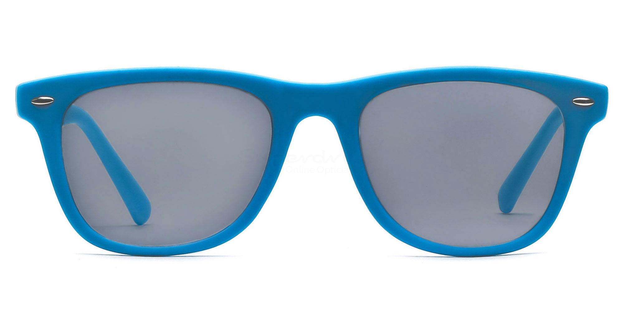 C5 8121 - Light Blue (Sunglasses) Sunglasses, Helium