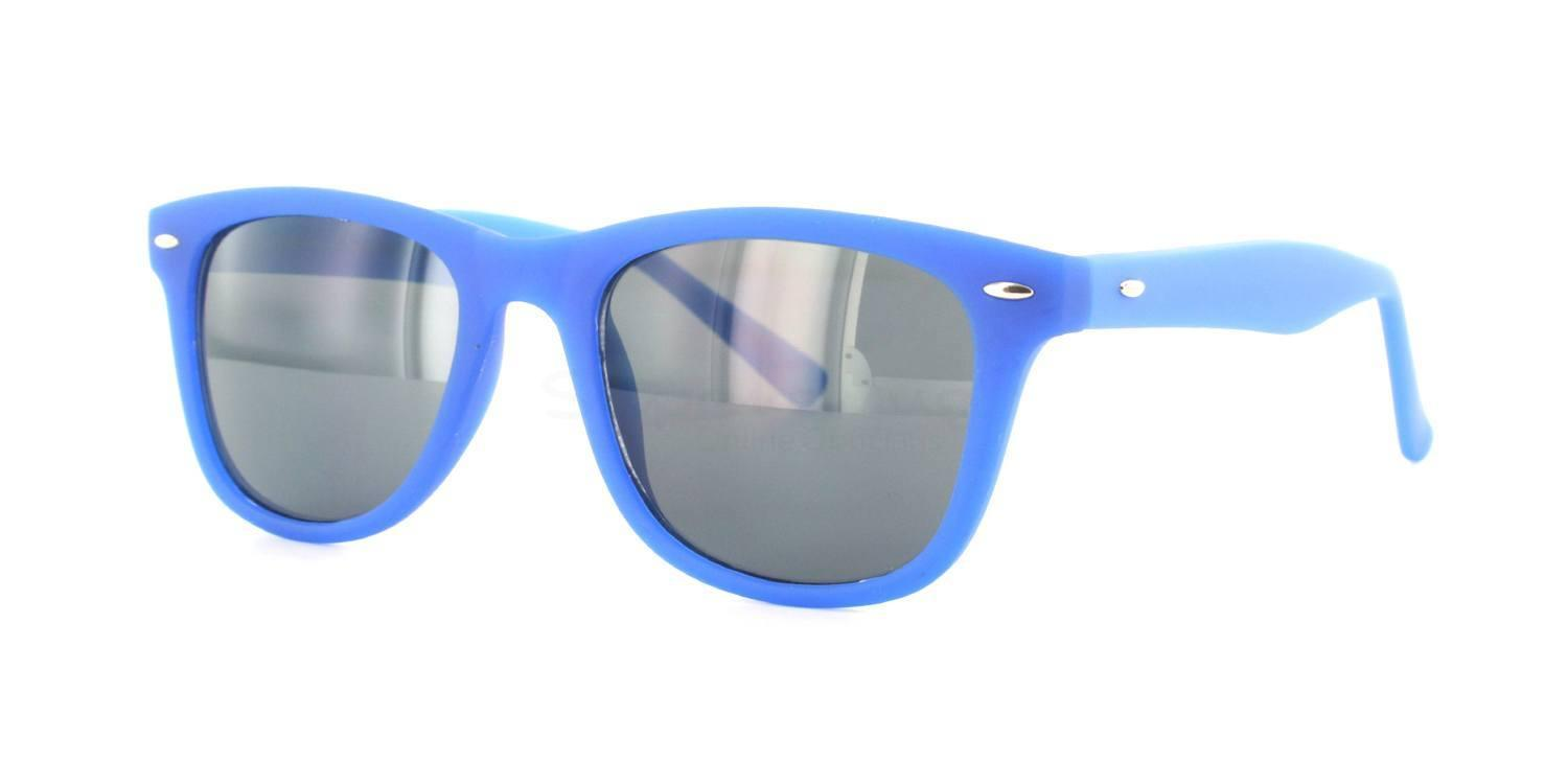C6 8121 - Dark Blue (Sunglasses) , Helium