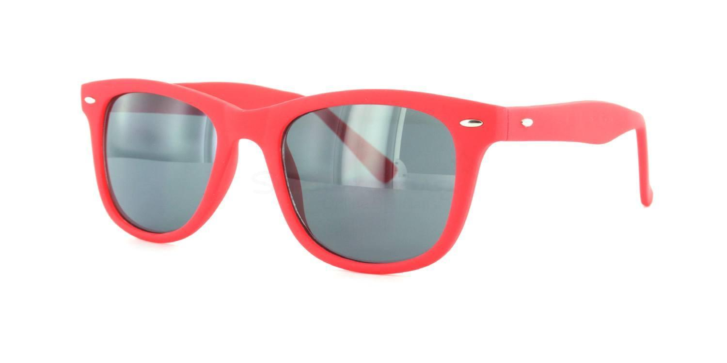 C7 8121 - Red (Sunglasses) , Helium