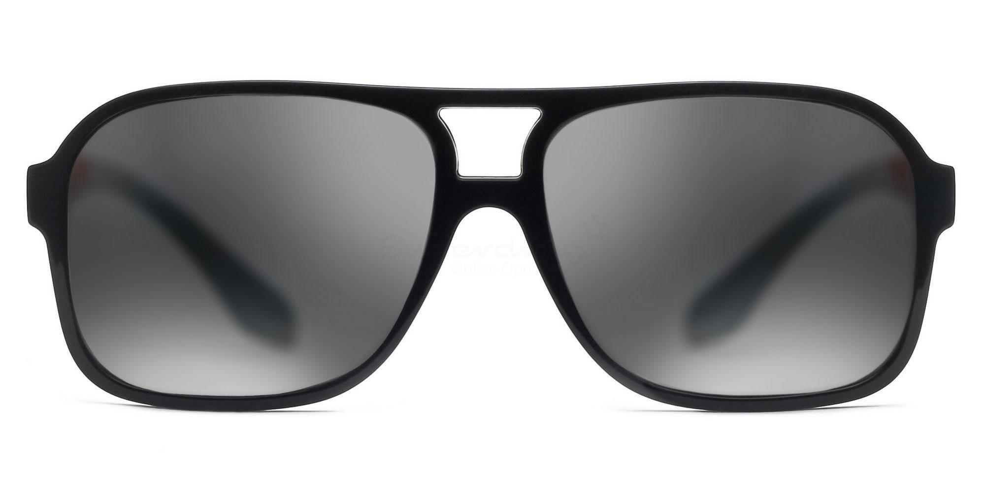C3 M1282 (Polarized) Sunglasses, Neon