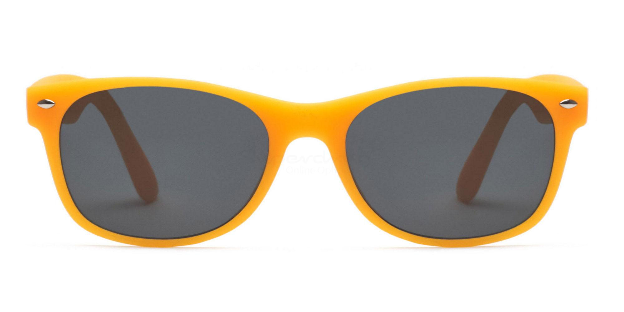 Yellow S8122 - Yellow (Sunglasses) Sunglasses, Helium