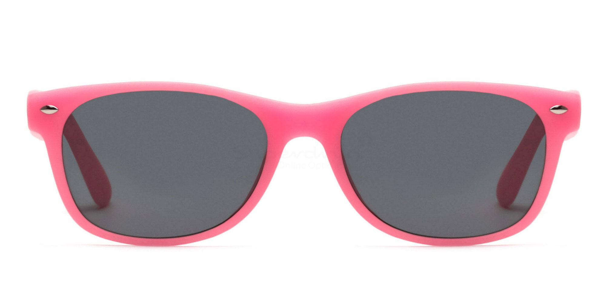 Pink S8122 - Pink (Sunglasses) , Helium