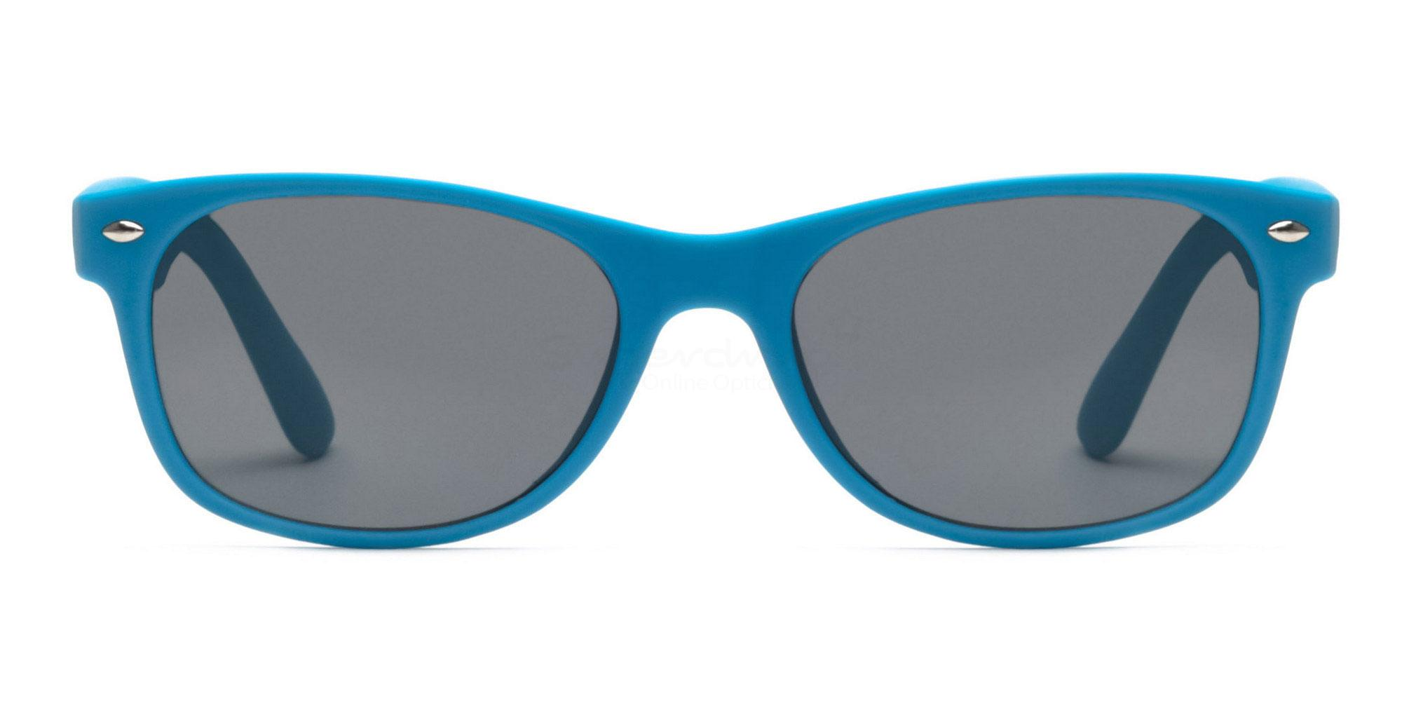 Light Blue S8122 - Light Blue (Sunglasses) , Helium