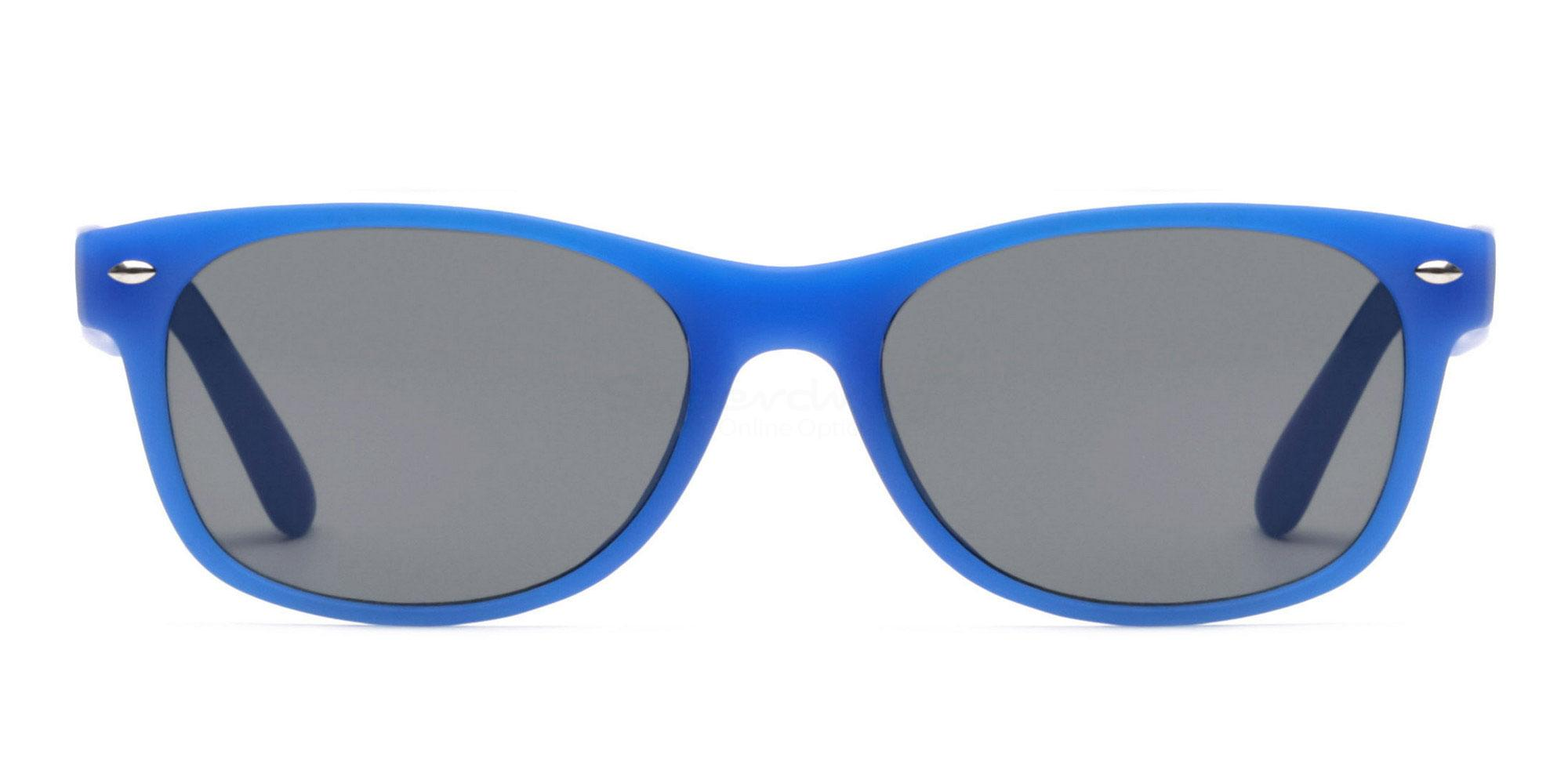 Dark Blue S8122 - Dark Blue (Sunglasses) Sunglasses, Helium