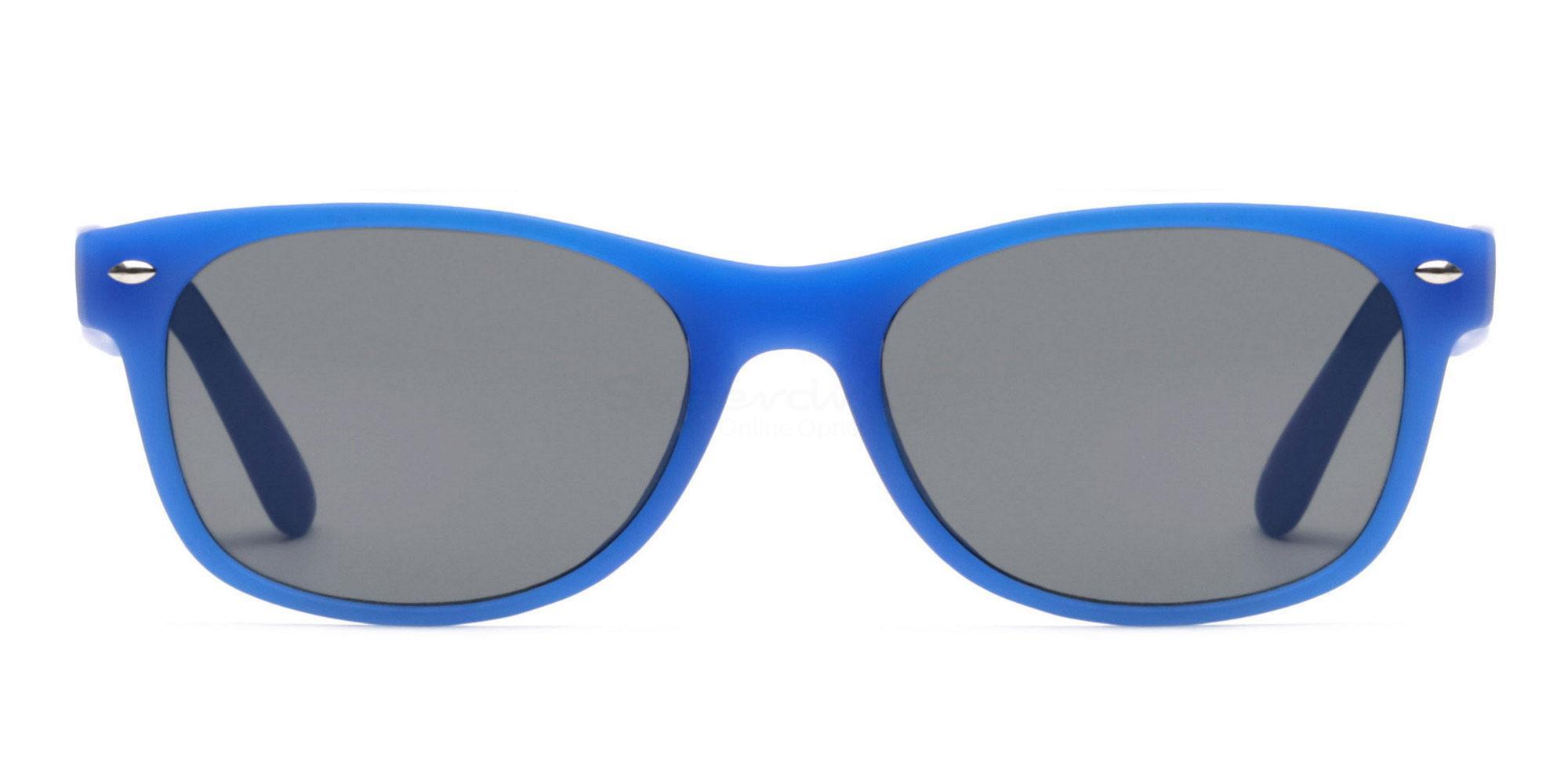 Dark Blue S8122 - Dark Blue (Sunglasses) Sunglasses, Helium