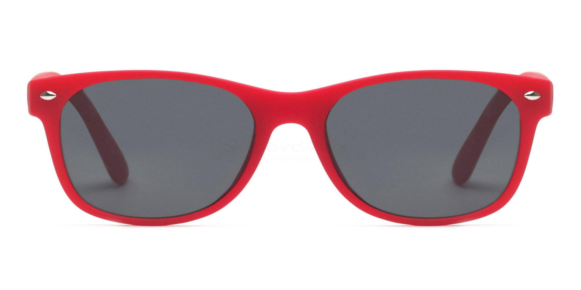 Red S8122 - Red (Sunglasses) , Helium