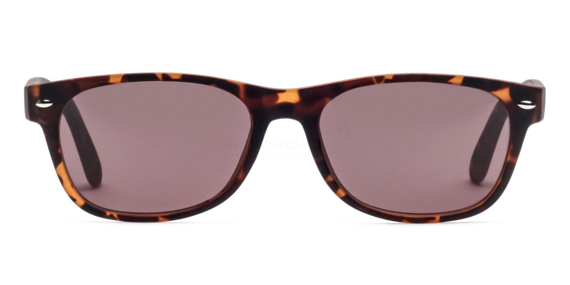 Tortoise S8122 - Tortoise (Sunglasses) Sunglasses, Helium