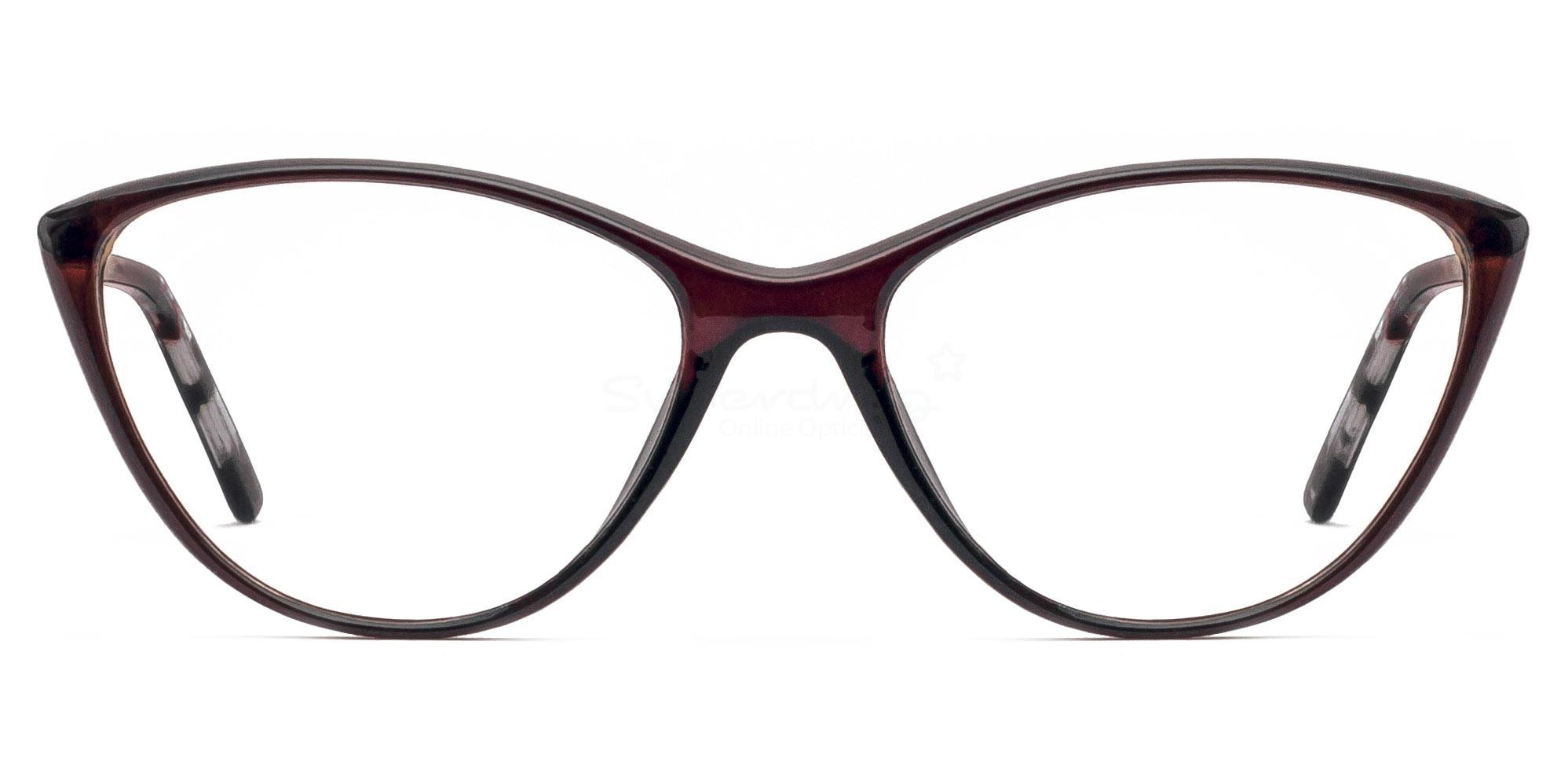 C2 DF809 Glasses, Indium