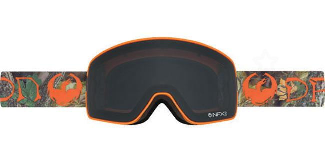 727 DR NFX2 TWO Goggles, Dragon