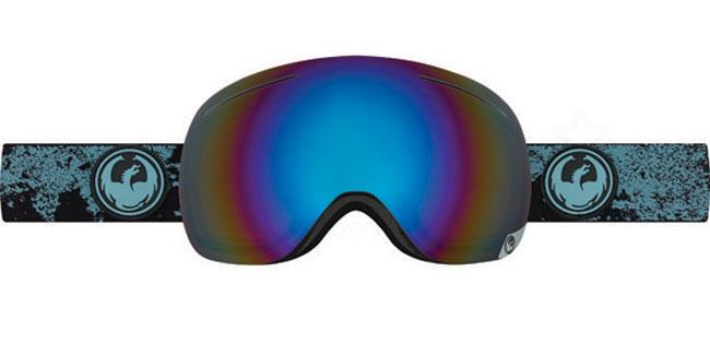 662 DR X1 TWO Goggles, Dragon