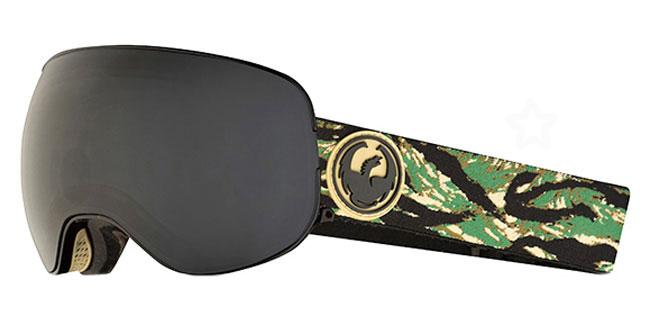 330 DR X2 THREE Goggles, Dragon