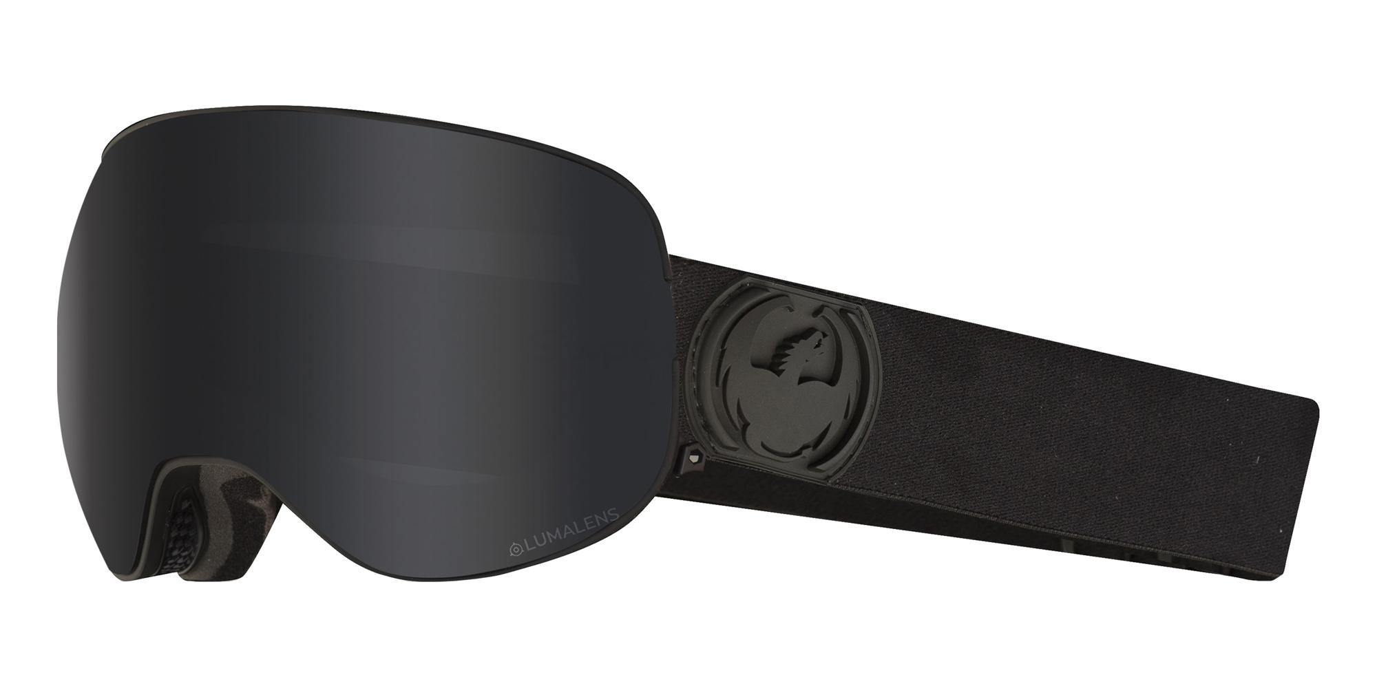 331 DR X2 THREE Goggles, Dragon