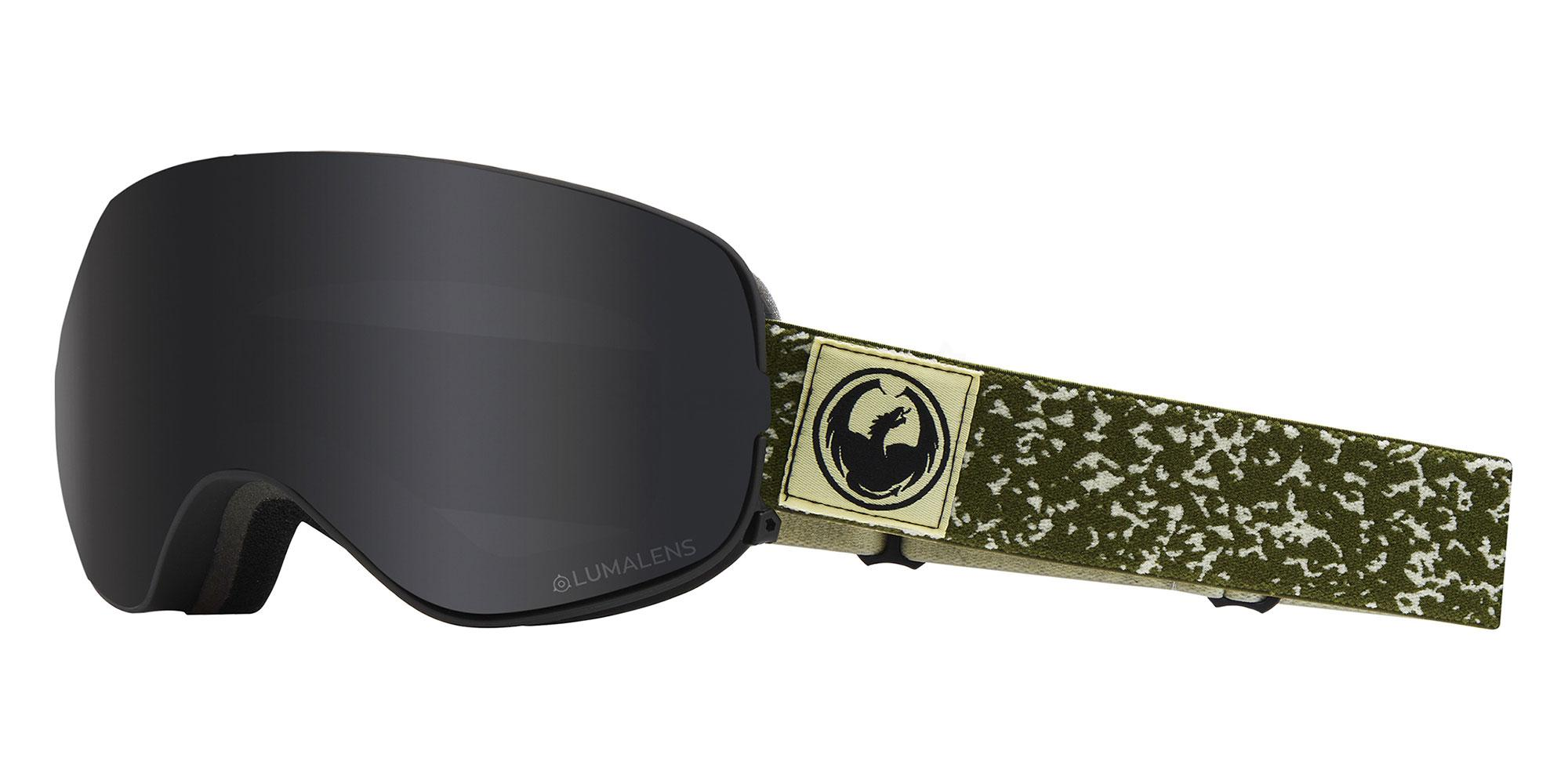 001 DR X2S 1 Goggles, Dragon