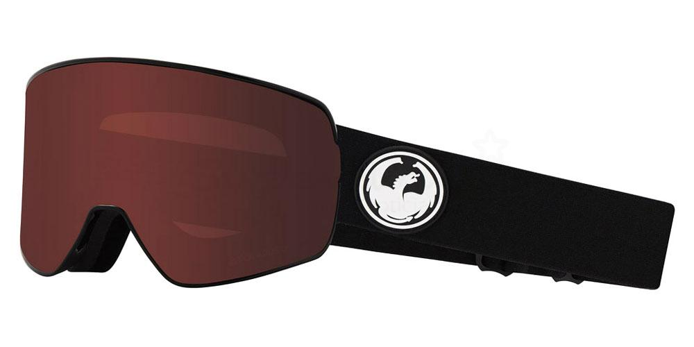 001 DR NFX2 POLAR Goggles, Dragon