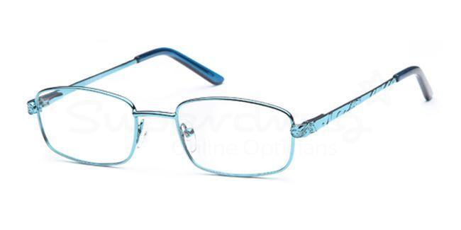 Blue SIG 013 Glasses, Radon