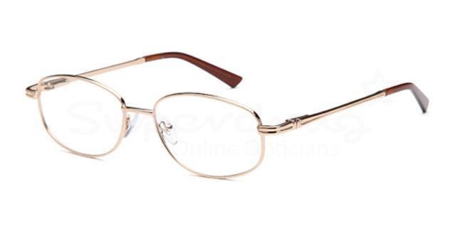 Gold SIG 014 Glasses, Radon