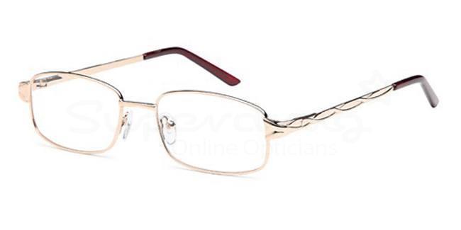 Gold SIG 015 Glasses, Radon