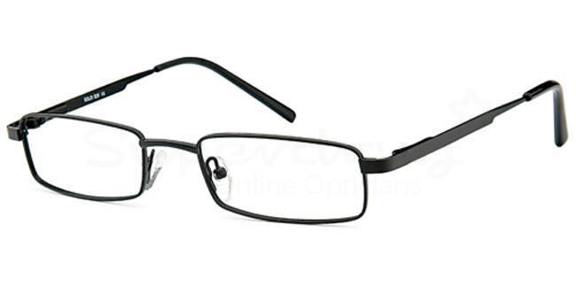 Black SIG 024 Glasses, Radon