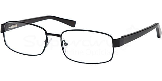 Black SIG 037 Glasses, Radon