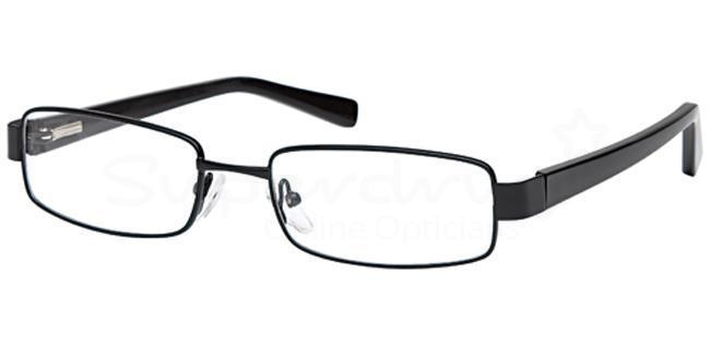Black SIG 038 Glasses, Radon
