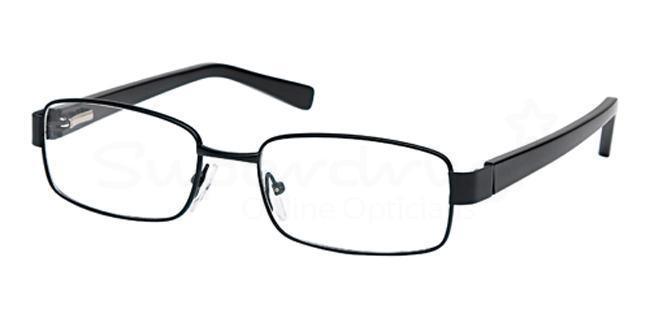 Black SIG 039 Glasses, Radon