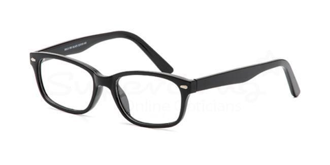 Black SIG 044 Glasses, Radon