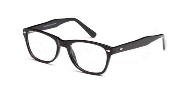 Black SIG 047 Glasses, Radon