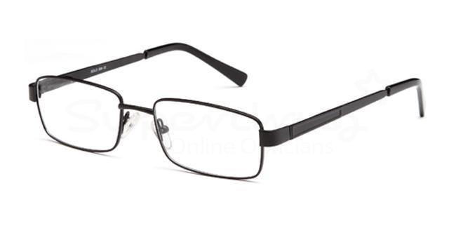 Black SIG 048 Glasses, Radon