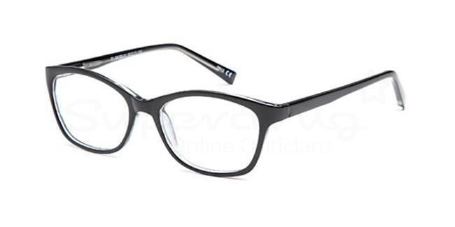 Black SIG 052 Glasses, Radon