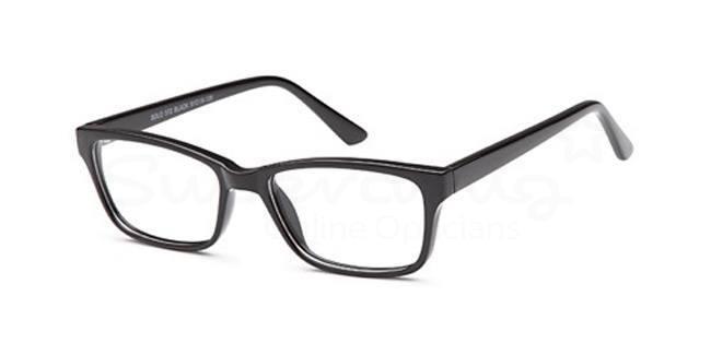 Black SIG 056 Glasses, Radon