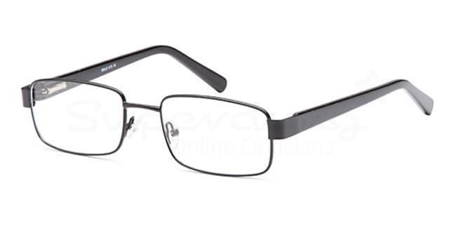 Black SIG 059 Glasses, Radon