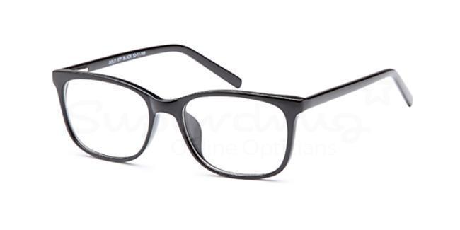 Black SIG 061 Glasses, Radon