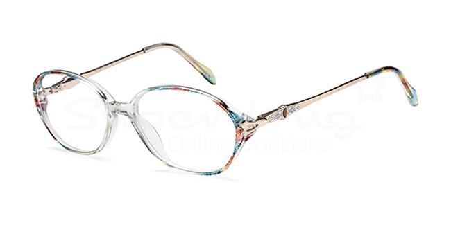 Blue SIG 064 Glasses, Radon