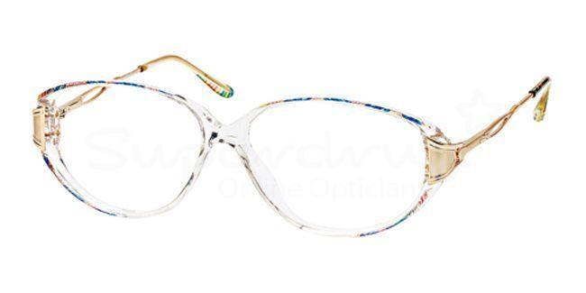 Blue SIG 066 Glasses, Radon