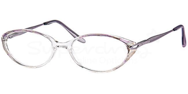 Deep Blue SIG 074 Glasses, Radon