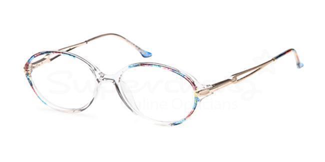 Blue SIG 078 Glasses, Radon