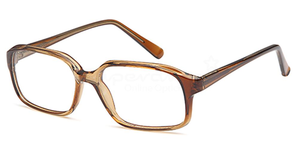 Brown SIG 081 Glasses, Radon