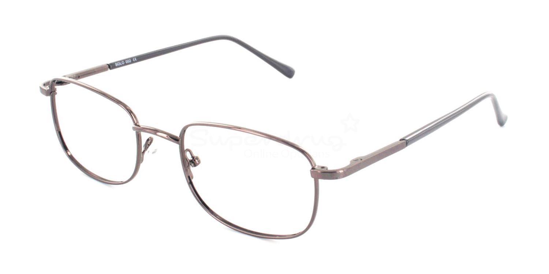 Bronze SIG 084 Glasses, Radon