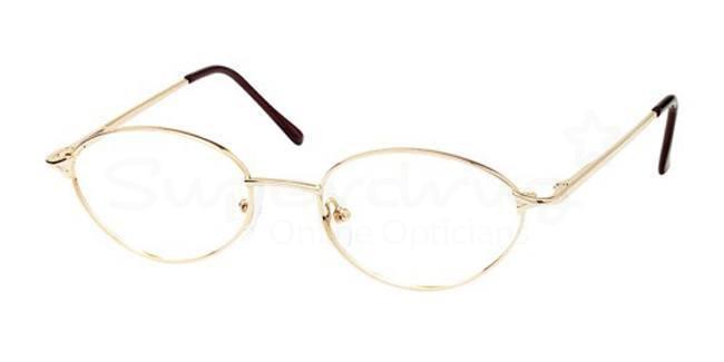 Gold/Pink (C68) SIG 116 Glasses, Radon