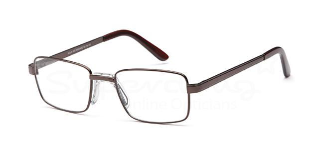 Bronze SIG 120 Glasses, Radon