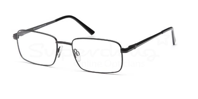 Black SIG 121 Glasses, Radon