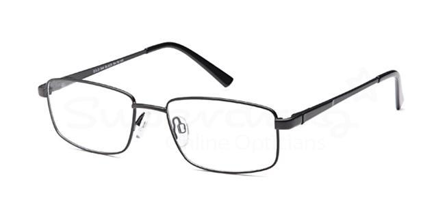 Black SIG 122 Glasses, Radon