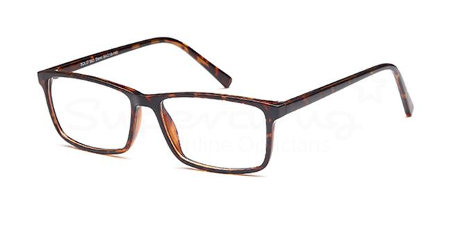 Demi SIG 126 Glasses, Radon
