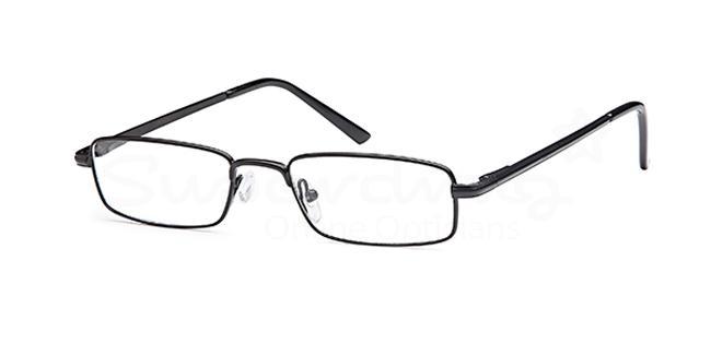 Black SIG 131 Glasses, Radon
