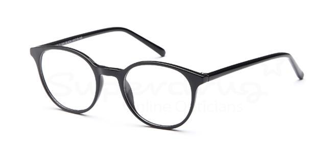 Black SIG 132 Glasses, Radon