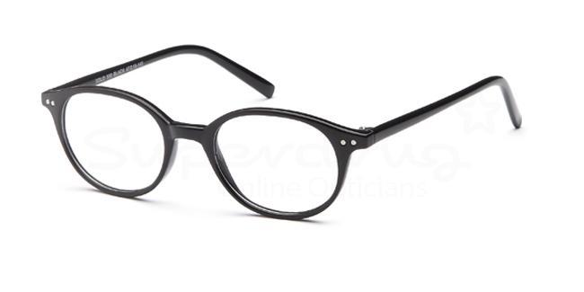 Black SIG 133 Glasses, Radon